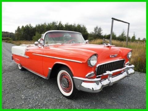 1955 Chevrolet Bel Air zu verkaufen