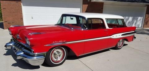 1957 Pontiac Safari zu verkaufen