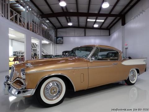 1957 Studebaker Golden Hawk zu verkaufen