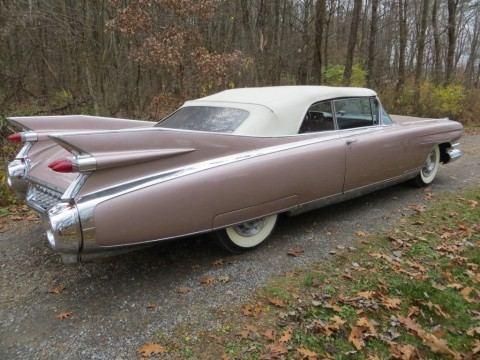 1959 Cadillac Eldorado Biarritz Convertible zu verkaufen