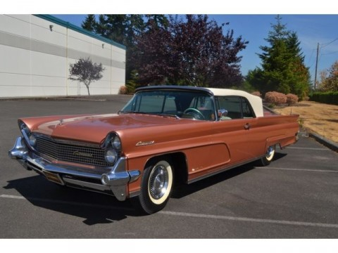 1959 Lincoln Continental Mark IV Convertible zu verkaufen