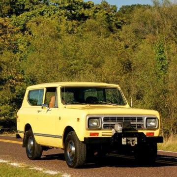 1980 International Harvester Scout zu verkaufen