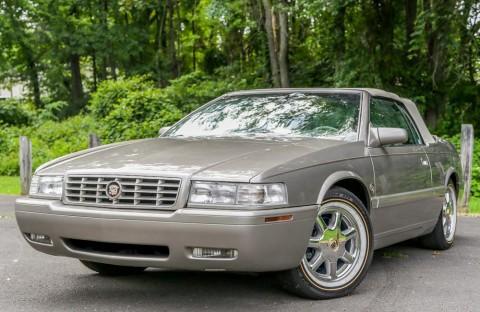 2001 Cadillac Eldorado ETC zu verkaufen