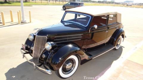 1936 Ford Deluxe Convertible zu verkaufen