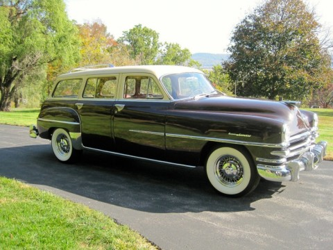 1953 Chrysler New Yorker zu verkaufen