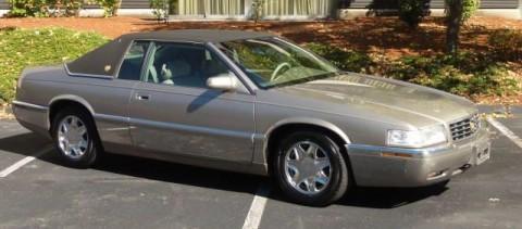 2001 Cadillac Eldorado ESC zu verkaufen