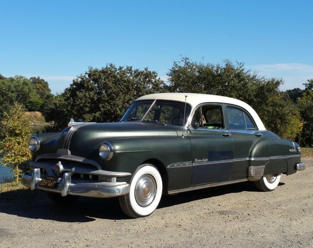 1951 Pontiac Chieftain Zu Verkaufen