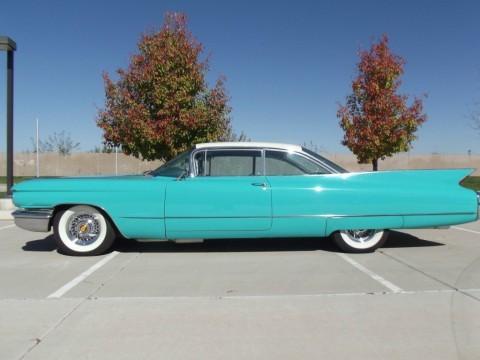 1960 Cadillac Series 62 Coupe zu verkaufen