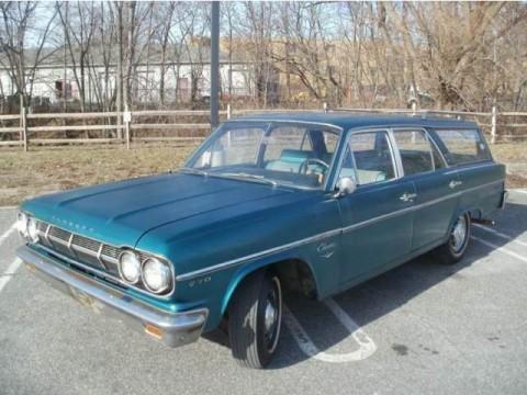 1965 AMC Rambler Cross Country zu verkaufen