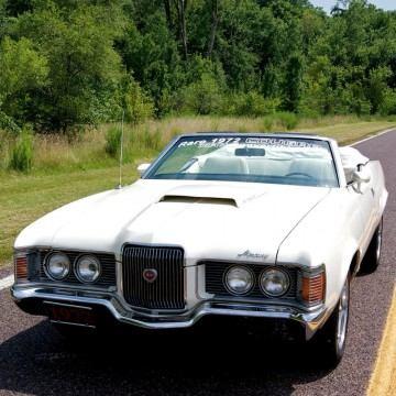 1972 Mercury Cougar XR7 zu verkaufen