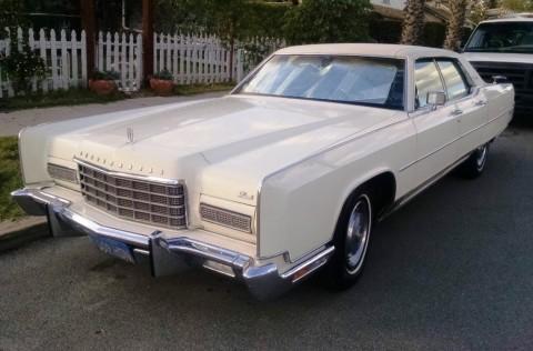 1973 Lincoln Continental zu verkaufen
