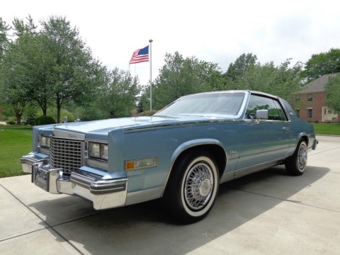 1979 Cadillac Eldorado Biarritz zu verkaufen