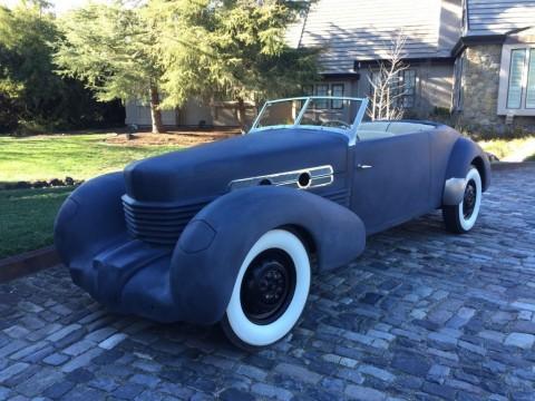1936 Cord 810 Phaeton Convertible zu verkaufen