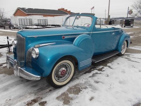 1941 Packard 160 Deluxe Convertible zu verkaufen
