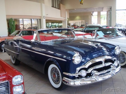 1954 Packard Victoria Convertible zu verkaufen