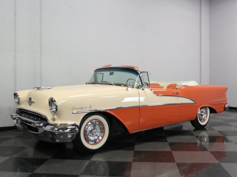1955 Oldsmobile Ninety-Eight Starfire zu verkaufen