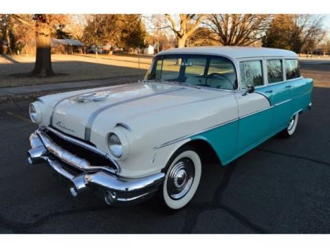1956 Pontiac Chieftain zu verkaufen
