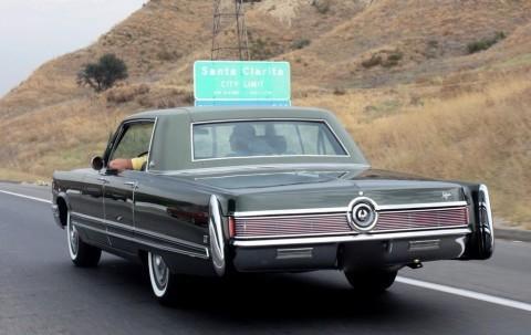 1968 Imperial LeBaron zu verkaufen