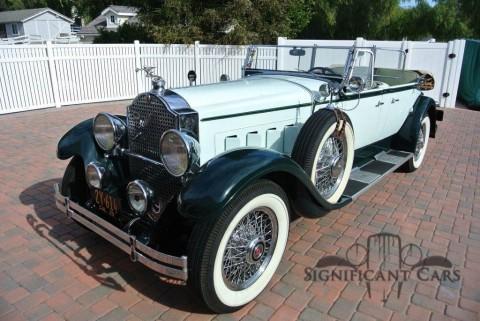 1929 Packard 645 Sport Phaeton zu verkaufen