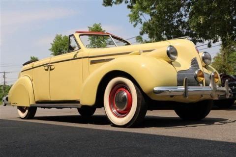 1939 Buick Phaeton Convertible zu verkaufen
