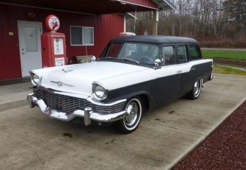 1957 Studebaker Provincial Station Wagon zu verkaufen