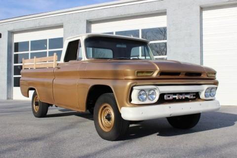 1966 GMC 2500 zu verkaufen