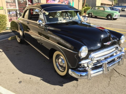 1949 Chevrolet Styleline Deluxe zu verkaufen