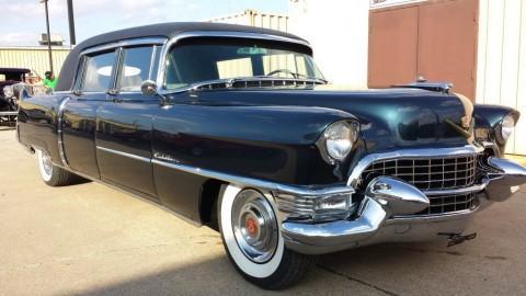 1955 Cadillac Fleetwood 75 Limousine zu verkaufen