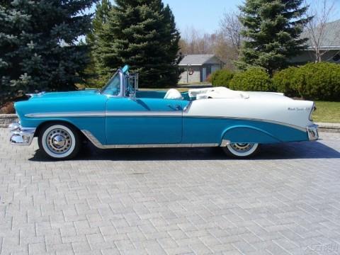 1956 Chevrolet Bel Air Convertible zu verkaufen