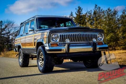 1989 Jeep Wagoneer zu verkaufen