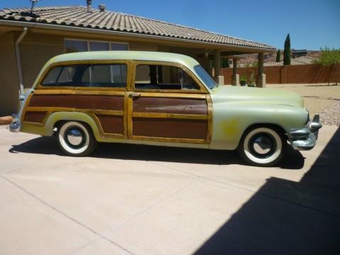 1951 Mercury Woodie zu verkaufen