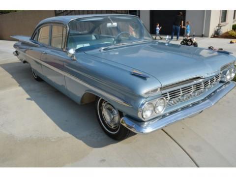 1959 Chevrolet Biscayne zu verkaufen