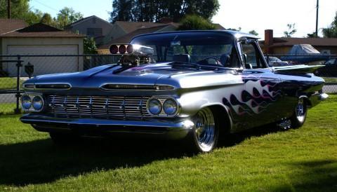 1959 Chevrolet El Camino zu verkaufen