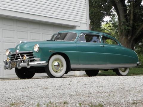 1950 Hudson Pacemaker zu verkaufen