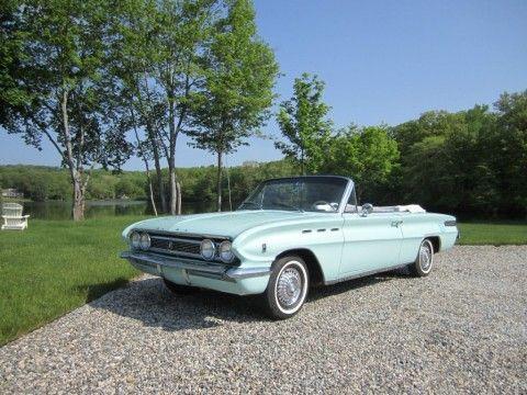 1962 Buick Skylark Convertible zu verkaufen