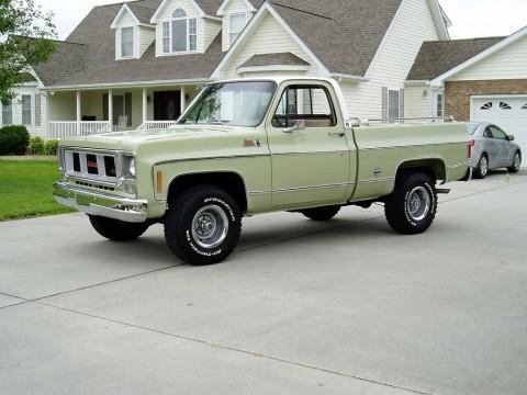 1973 GMC Sierra 1500 zu verkaufen