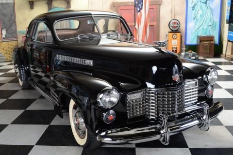1941 Cadillac Series 62 Coupe zu verkaufen