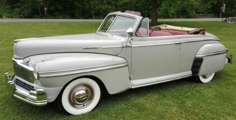 1947 Mercury Convertible zu verkaufen