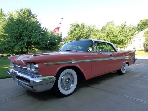 1959 DeSoto Firesweep zu verkaufen