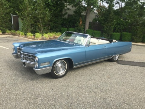 1966 Cadillac Eldorado Convertible zu verkaufen