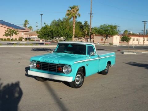 1967 Dodge D100 zu verkaufen