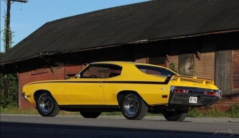 1970 Buick GSX zu verkaufen