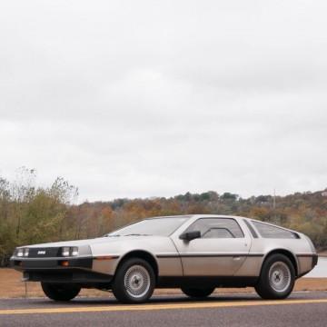 1981 DeLorean DMC-12 zu verkaufen