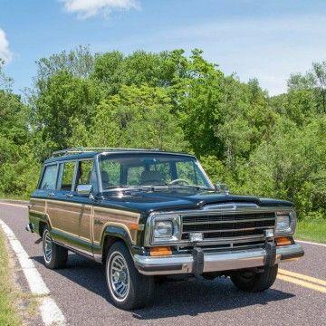 1991 Jeep Wagoneer zu verkaufen