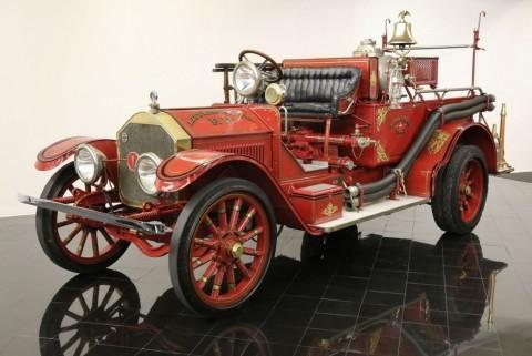 1917 American LaFrance Type 40 zu verkaufen