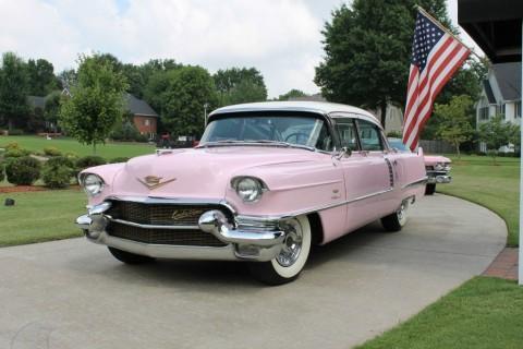 1956 Cadillac Fleetwood zu verkaufen