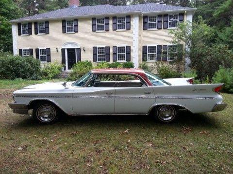 1960 DeSoto Adventurer zu verkaufen