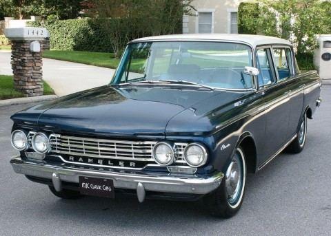 1962 AMC Custom Sedan zu verkaufen