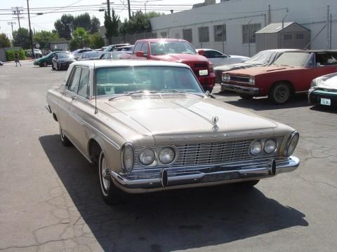 1963 Plymouth Fury zu verkaufen