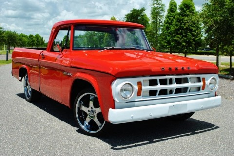 1968 Dodge D-100 zu verkaufen